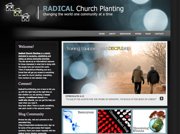 Radical Church Planting
