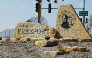 Freeport Website Design